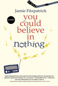 You Could Believe in Nothing Cover Art
